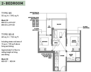 the-m-condo-2-bedroom-floor-plan-b5-singapore