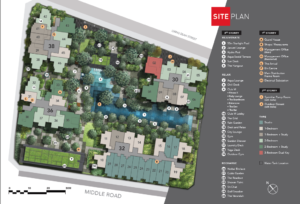 the-m-condo-site-plan-singapore